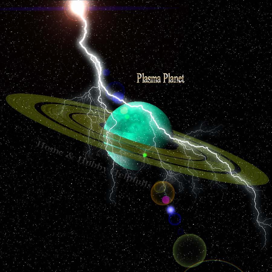 Eds plasma planet